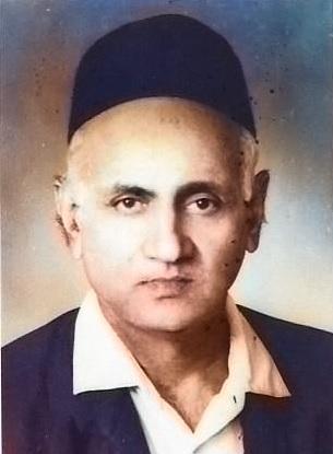Late Narishidas Mitha